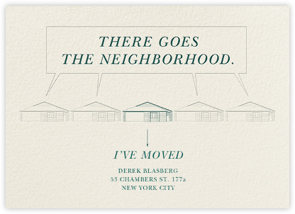 A Good Move - Derek Blasberg -