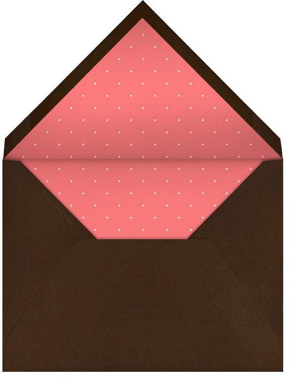 Sparkle Border - Paperless Post - null - envelope back