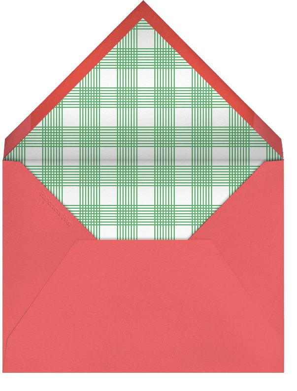 Fa La La La La - Paperless Post - null - envelope back