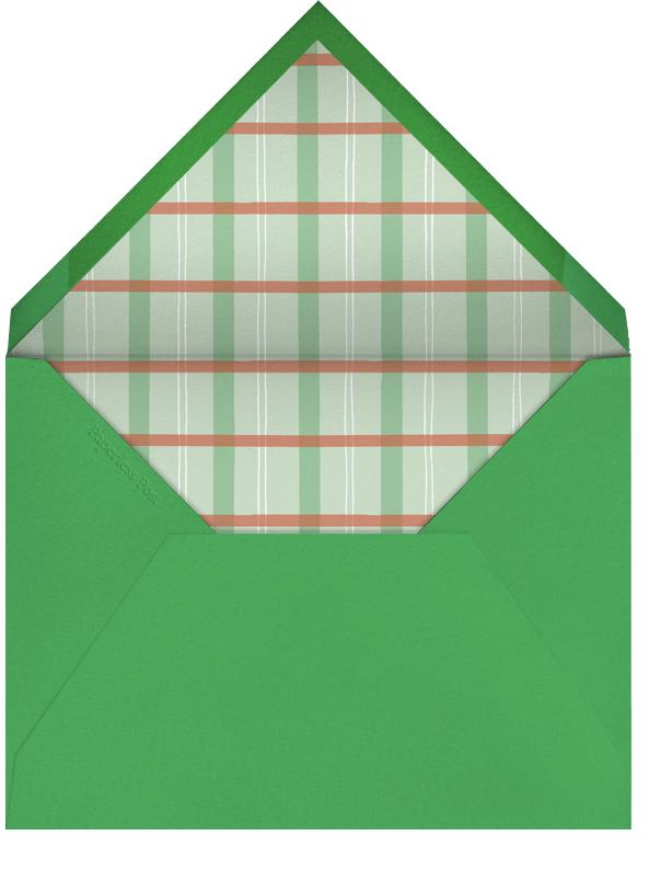 Under The Mistletoe - Paperless Post - null - envelope back