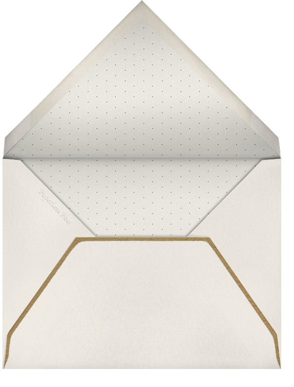 Figgy Cheer - Metallics - Paperless Post - Holiday cards - envelope back