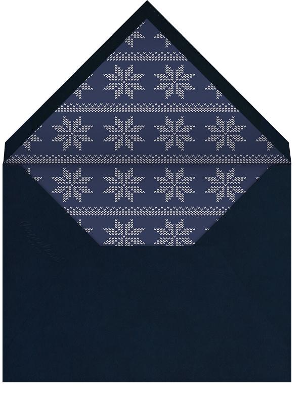 Ivory Square - Logo - Paperless Post - Envelope