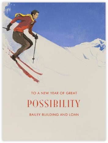Apres Ski - Paperless Post -