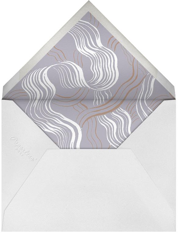 Genius - Tan - Kelly Wearstler - Cocktail party - envelope back