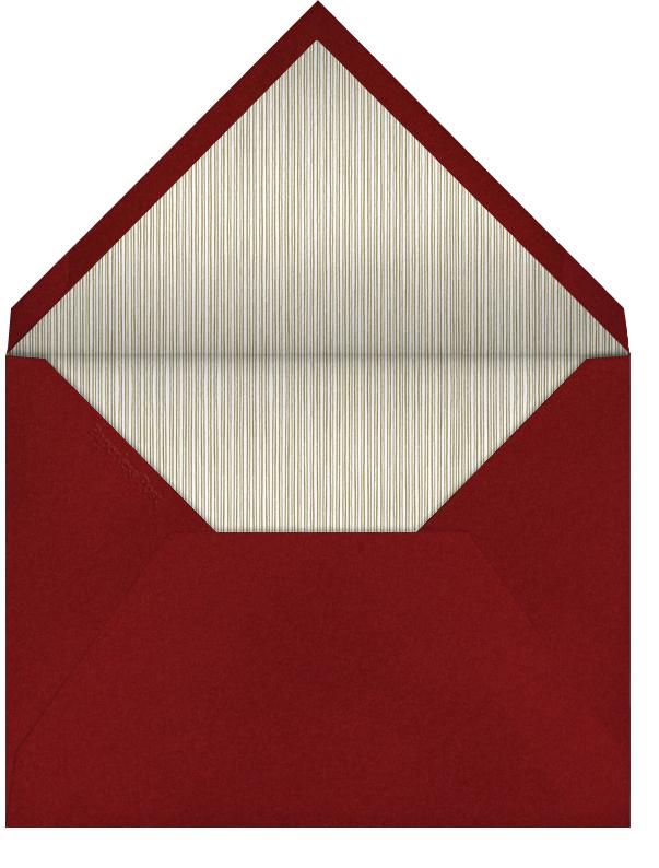 Santalales - Red - Paperless Post - Envelope
