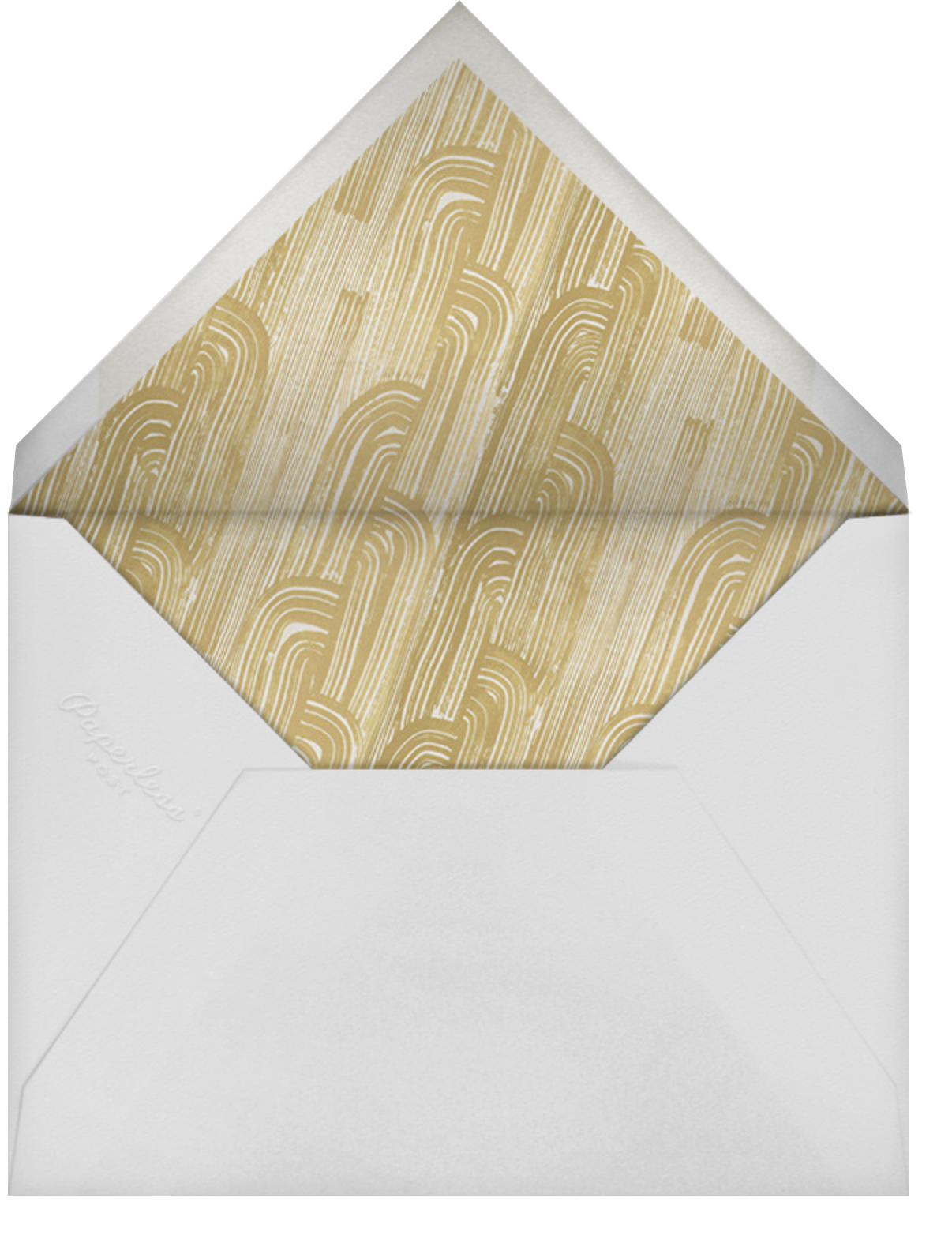 Chroma - Kelly Wearstler - Autumn entertaining - envelope back