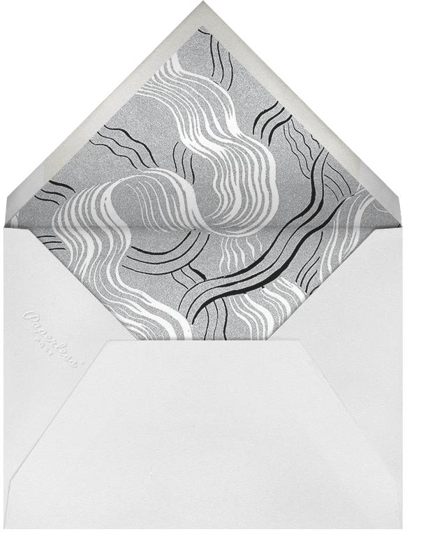 Genius - Kelly Wearstler - Address collection cards - envelope back
