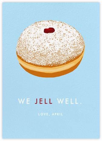 Jelly Donut - Hannah Berman - Hannah Berman