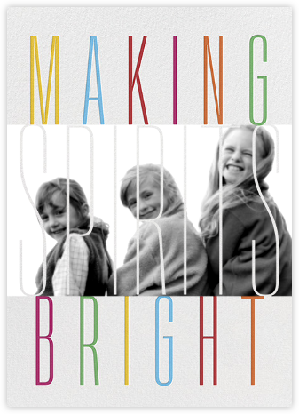 Prism Bright Photo - Paperless Post -
