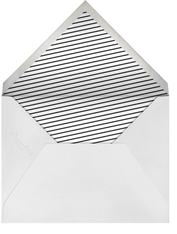 Gamma Ray - Pitch - Paperless Post - Adult birthday - envelope back