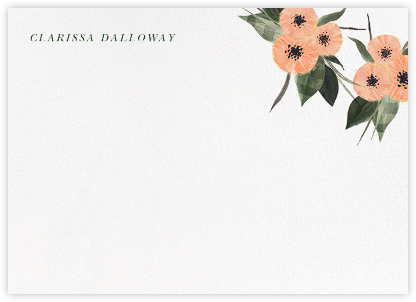 Poppies - Stationery - Paperless Post -
