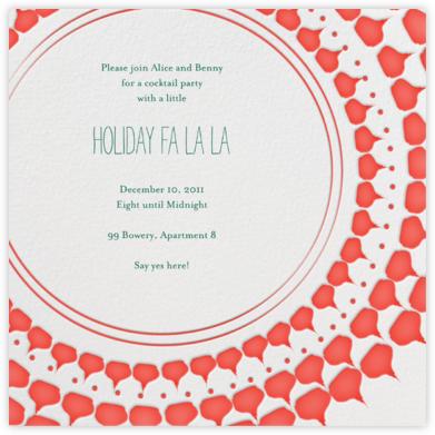 Ra Ra Christmas - Lipstick - Mr. Boddington's Studio -
