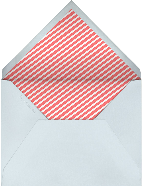 Party Balloons - Red Blue - Paperless Post - New Year's Eve - envelope back