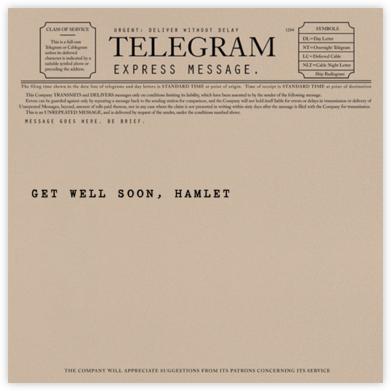 Telegram - Get Well - Paperless Post - Get well cards