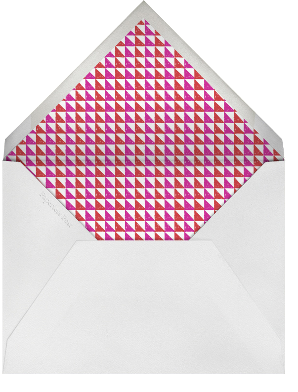 Bright Lights, Big Party - Neon - Mr. Boddington's Studio - null - envelope back