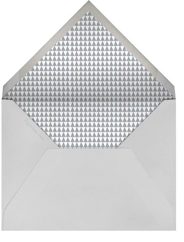 Polaroid Party - Black - Mr. Boddington's Studio - Adult birthday - envelope back