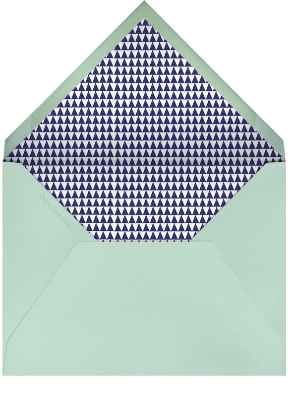 Polaroid Party - Green - Mr. Boddington's Studio - Adult birthday - envelope back