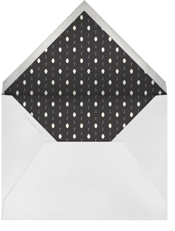 Pack Up The Trailer - Black - Mr. Boddington's Studio - Moving - envelope back