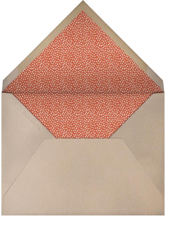 Pint of Strawberries - Mr. Boddington's Studio - Summer entertaining - envelope back