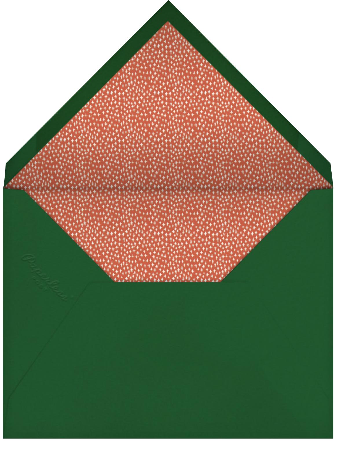 Pint of Strawberries - Mr. Boddington's Studio - Envelope