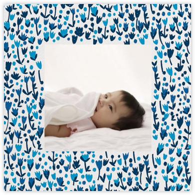 She Likes the Water - Blue - Mr. Boddington's Studio -
