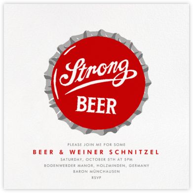 Strong Beer | square