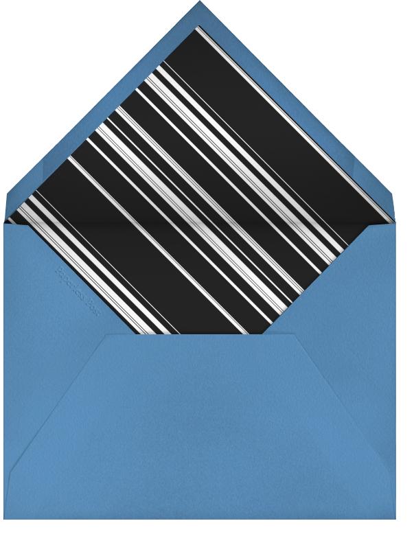 Medal - Electric Blue  - Paperless Post - Envelope