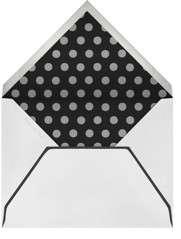 Black Tie Affair - Paperless Post - Viewing party - envelope back