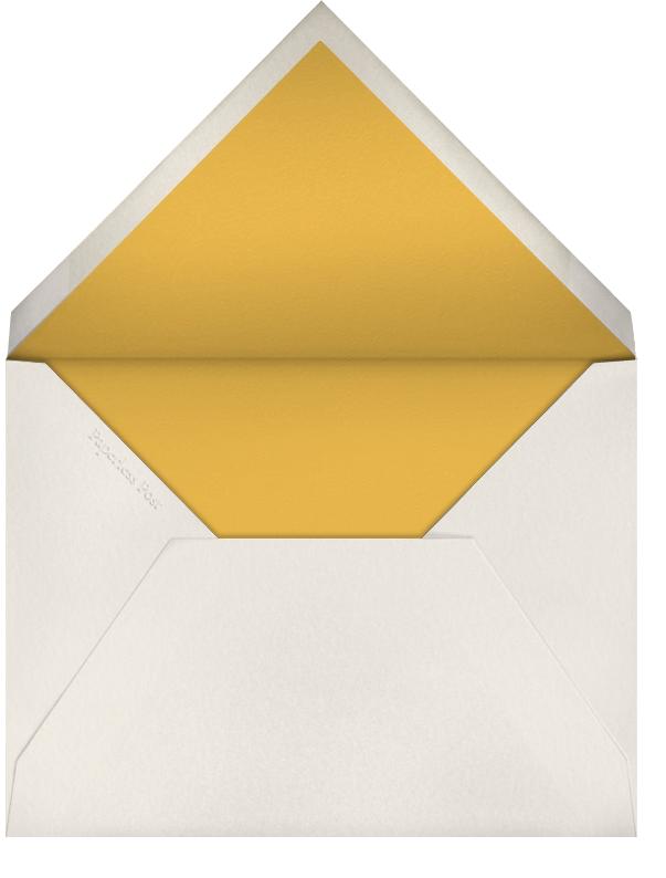 Birthday Girl (Blanca Gomez) - Red Cap Cards - Birthday - envelope back