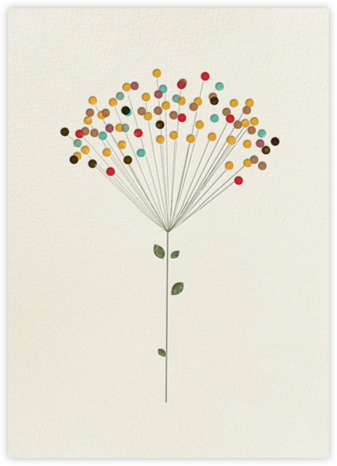 Bloom (Blanca Gomez) - Red Cap Cards -