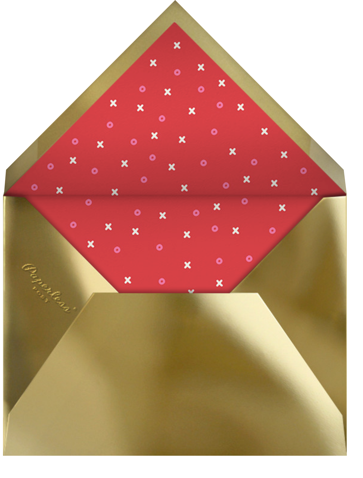 Hot Sauce - Paperless Post - Valentine's Day - envelope back