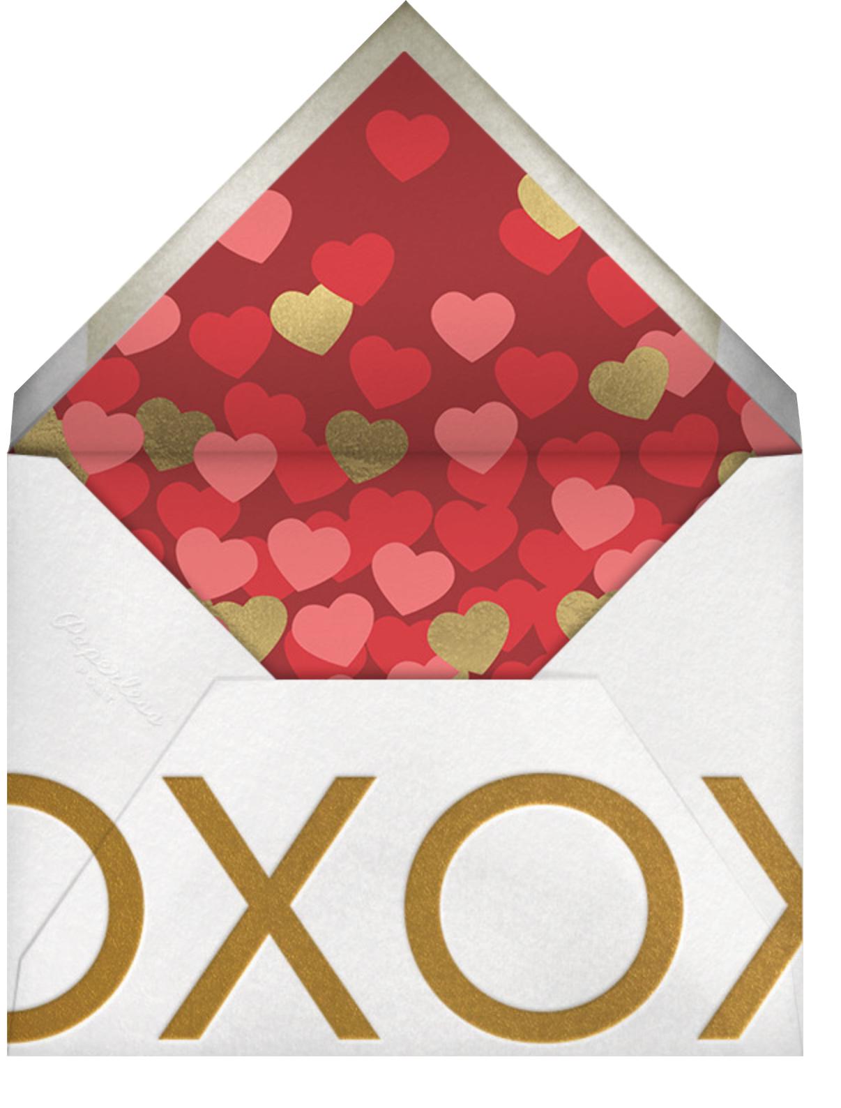 Heartful - Paperless Post - Envelope