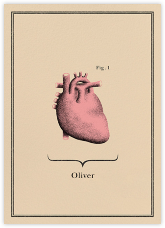 Heart Diagram - Paperless Post - Valentine's Day Cards