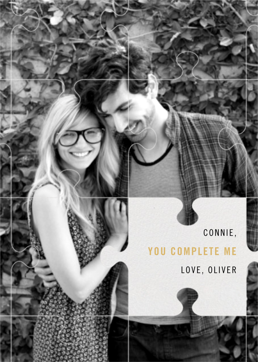 Complete Me - Paperless Post - Greeting cards