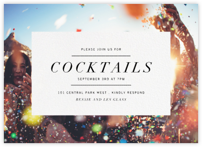 Matter - Paperless Post - Online Party Invitations