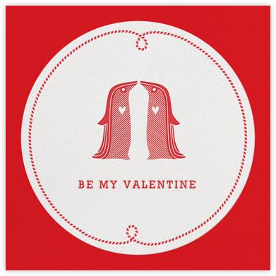 Penguin Love ll - Jonathan Adler - Valentine's day cards
