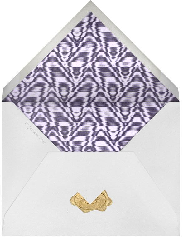 XO - Kelly Wearstler - Love cards - envelope back