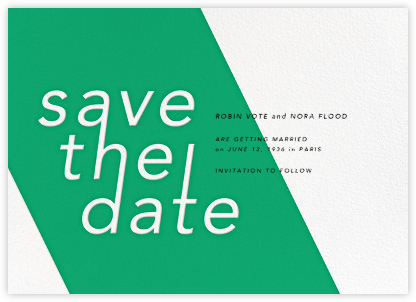 Northwest - Paperless Post - Modern save the dates