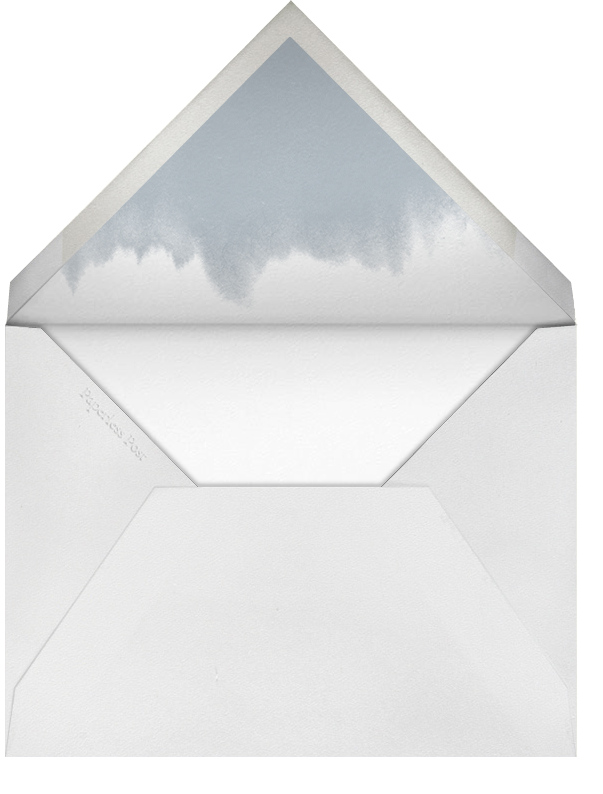 Narrows - Paperless Post - Engagement party - envelope back