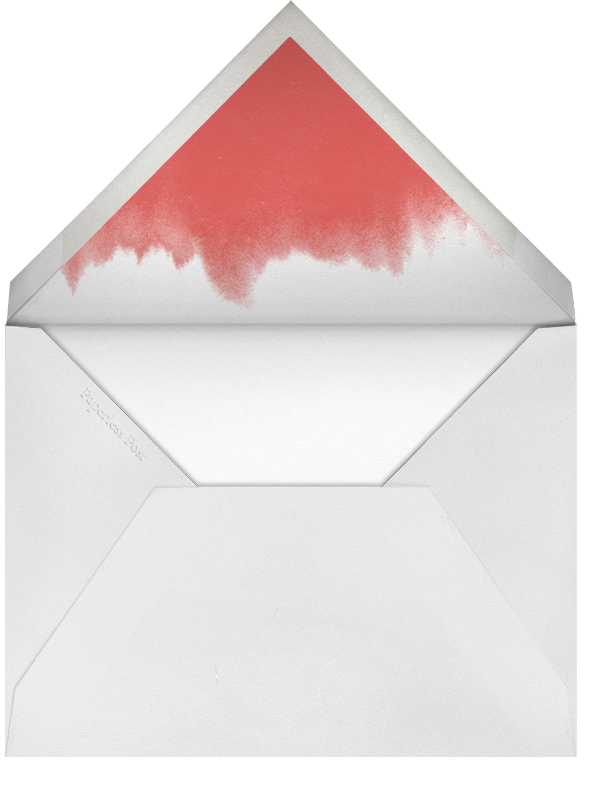 Quarto - Paperless Post - Engagement party - envelope back