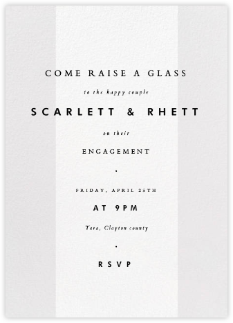 Quarto - Paperless Post - Engagement party invitations