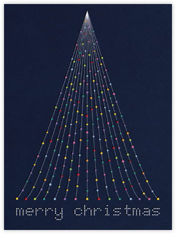 Dot Tree - Paperless Post -
