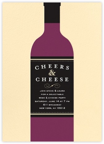 Cheers and Cheese - Crate & Barrel -