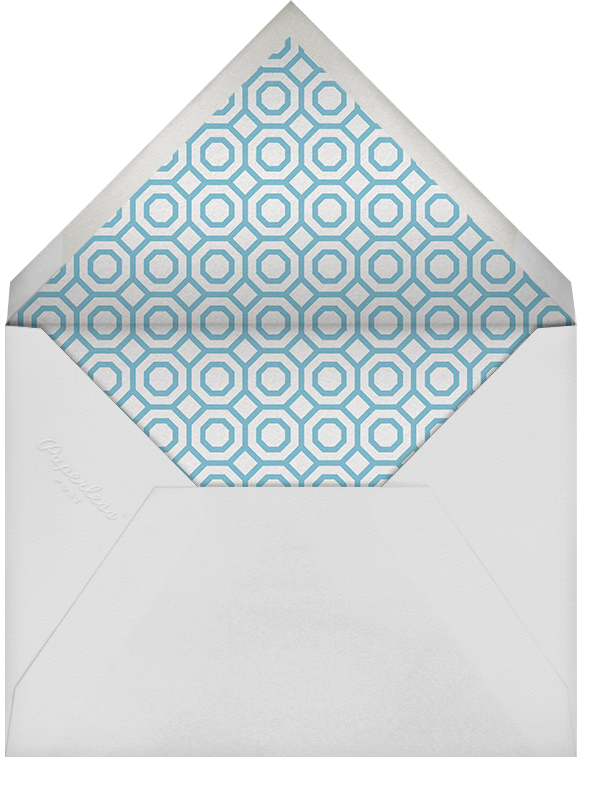 Nixon - Baby Blue - Jonathan Adler - Envelope