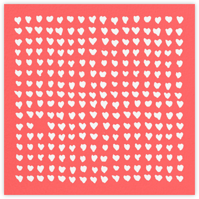 One in a Million - Coral - Kelly Wearstler - Valentine's Day Cards