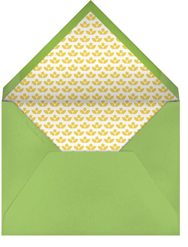 Farm Line - Petit Collage - Birth - envelope back
