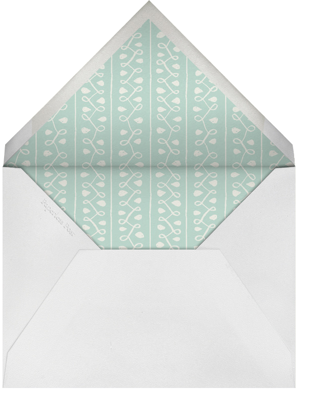 Picot II (Thank You) - Paperless Post - null - envelope back
