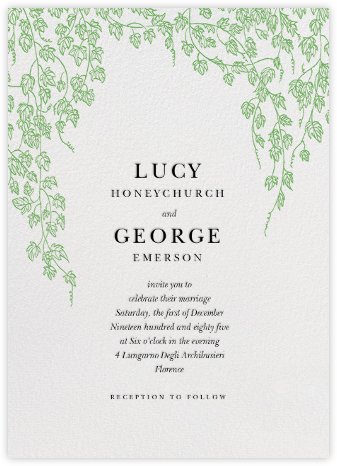 Gwendolyn II - Paperless Post - Destination wedding invitations