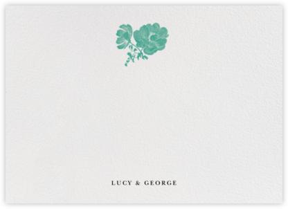 Audrey II (Thank You) - Lagoon - Paperless Post -