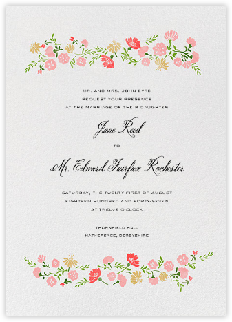 Marianne II - Paperless Post - Wedding Invitations